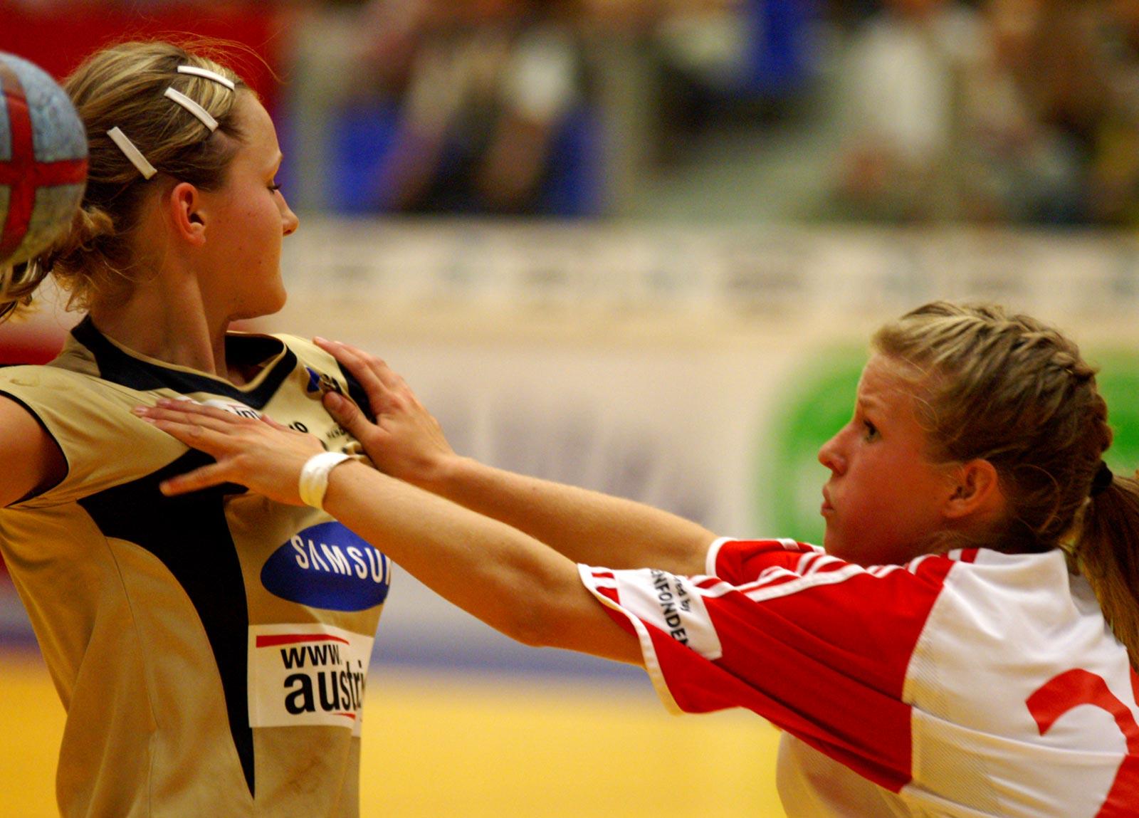 Handball- Das Problem mit dem Harz