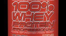 Test: Scitec Professional 100% Whey – Erdbeere-Weiße Schokolade
