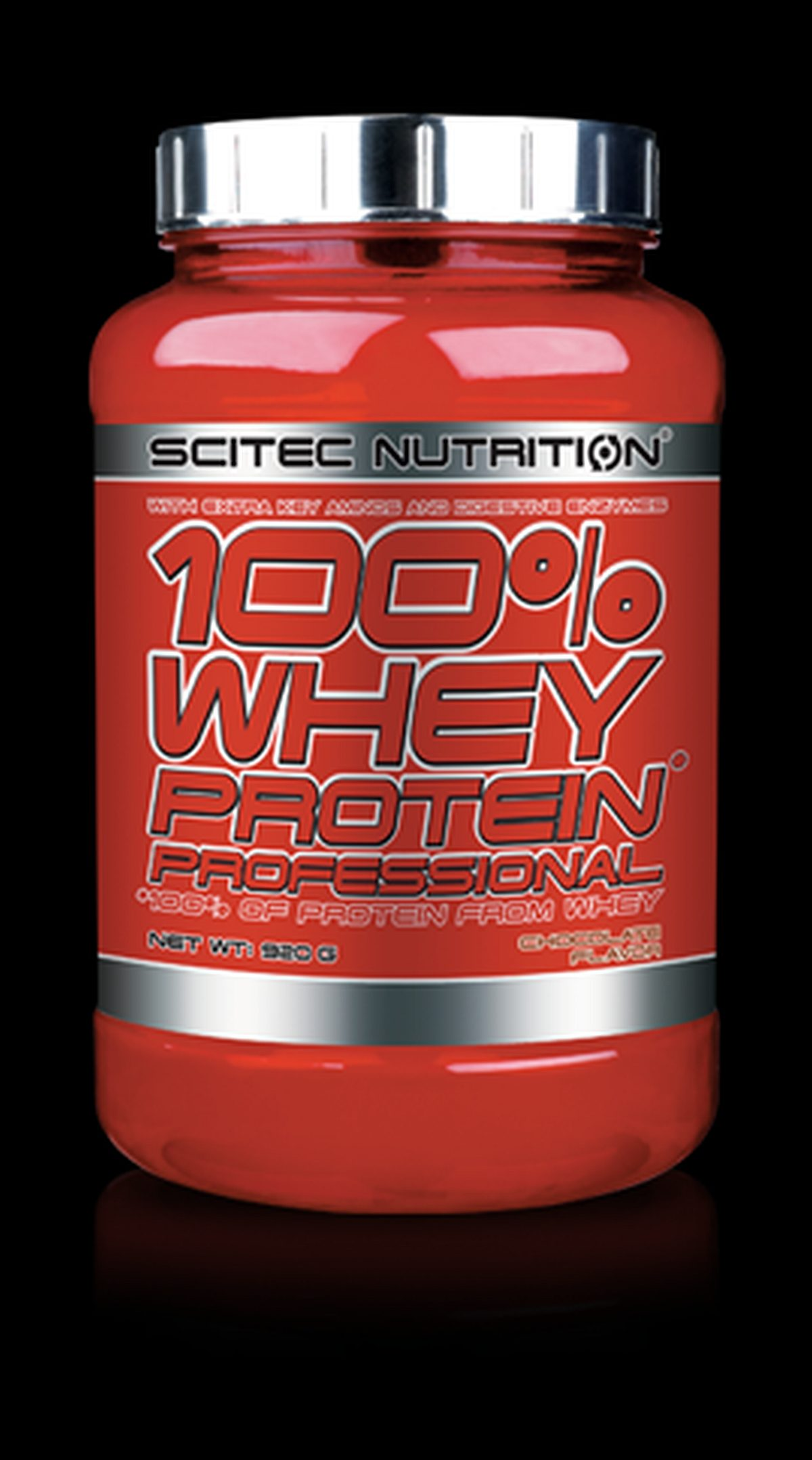 Test: Scitec Professional 100% Whey |