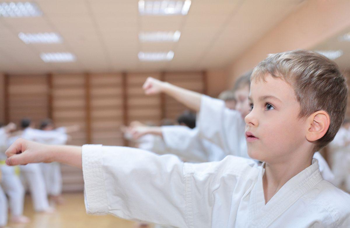 Kinder im Kampfsport? Gut für die Entwicklung?
