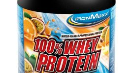 Test: IronMaxx 100% Whey
