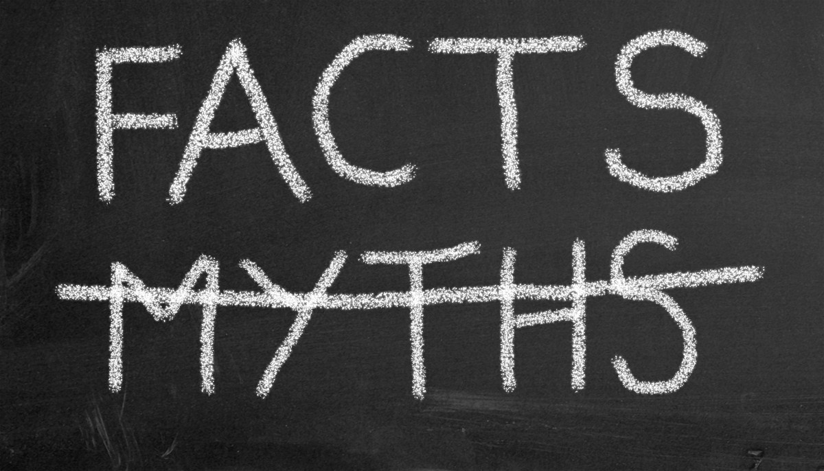 Chalkboard – Facts And Myths