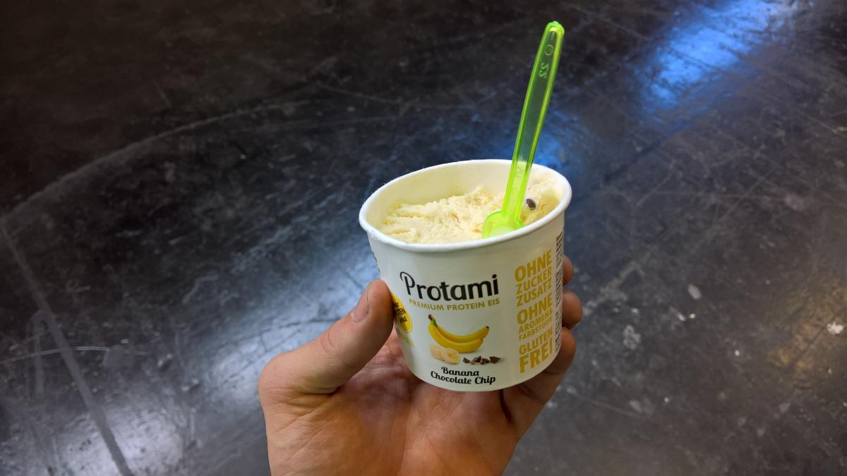 Protein Eis