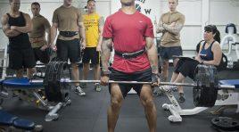 Gewichthebergürtel – notwendig oder überflüssig?