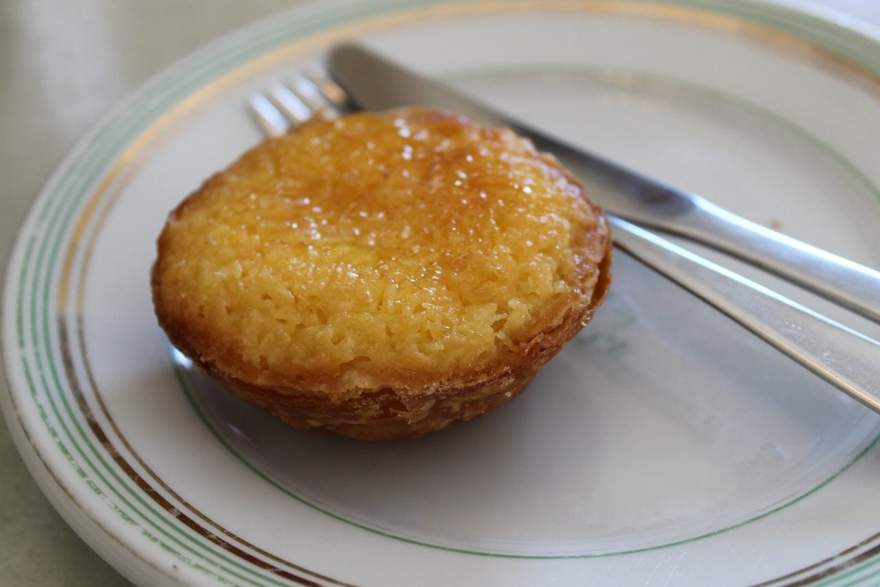 5 Minuten Rezept: Eiweiß Cupcakes- Der Snack für zwischendurch