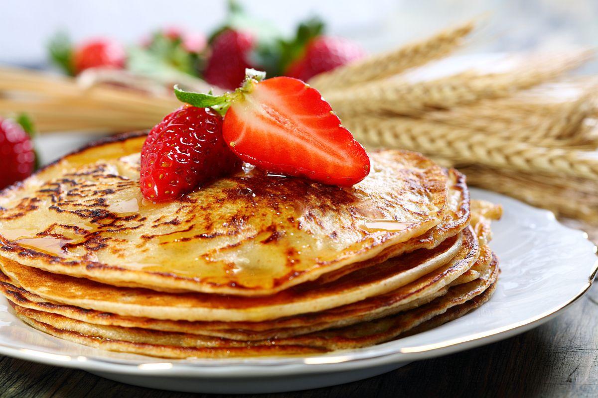High Protein Pfannkuchen
