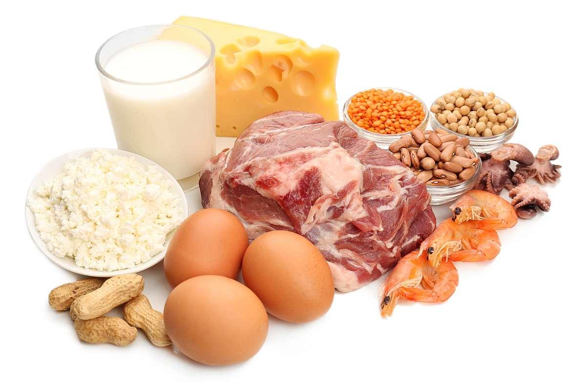 Ernährungstipps für hohen Eiweißgehalt – Lebensmittel für den Einkaufszettel