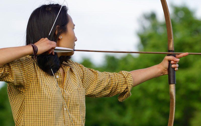 Bogensport – ein Stückchen Freiheit