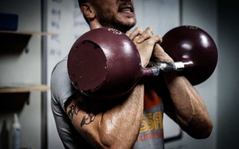 Crossfit, eines der intensivsten Ganzkörper-Trainings