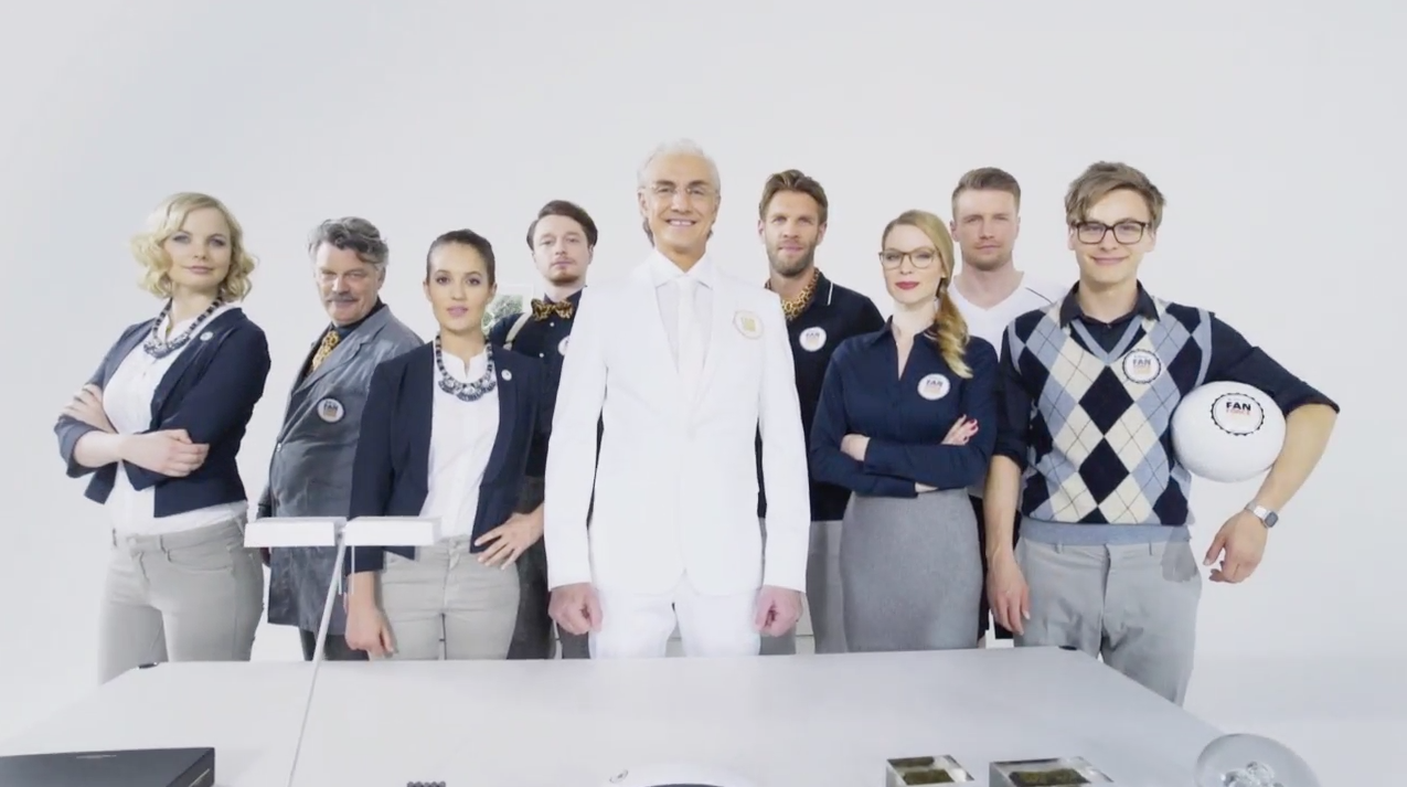 Fan Force One TV – by Bitburger (sponsored)