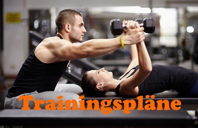 Trainingspläne